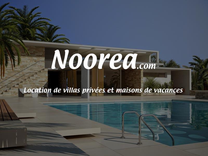 Location Villa Espagne, Maisons De Vacances Avec Piscine - Noorea